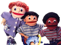 Kids On The Block Puppets